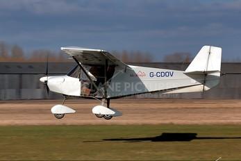 G-CDOV - Private Bestoff SkyRanger