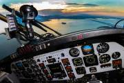 - - Private Beechcraft 300 King Air 350 aircraft