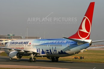 TC-JYI - Turkish Airlines Boeing 737-900ER