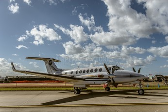 A32-350 - Australia - Air Force Beechcraft 300 King Air 350