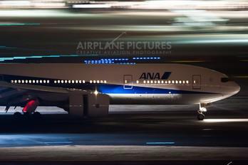 JA742A - ANA - All Nippon Airways Boeing 777-200ER