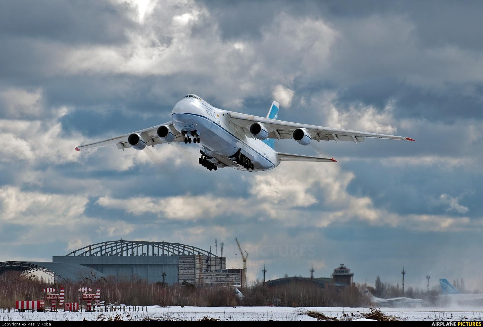 Antonov Airlines /  Design Bureau UR-82009 aircraft at Kyiv - Gostomel