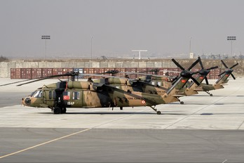 10982 - Turkey - Army Sikorsky S-70A Black Hawk