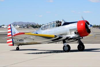 N2550 - Private North American Harvard/Texan (AT-6, 16, SNJ series)