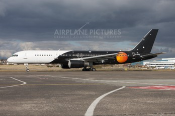 G-ZAPX - Titan Airways Boeing 757-200