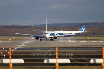 TC-AAZ - Pegasus Boeing 737-800