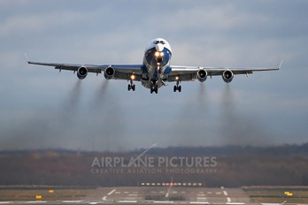 RA-96102 - Polet Flight Ilyushin Il-96