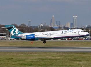 N896AT - AirTran Boeing 717