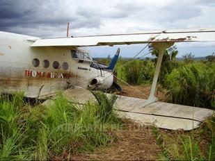 9Q-CYK - Thom's Airways Antonov An-2