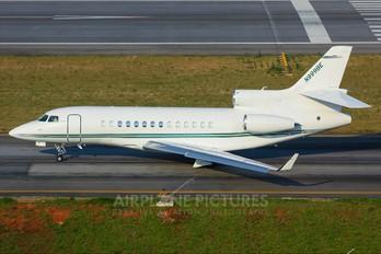 N999BE - Private Dassault Falcon 7X