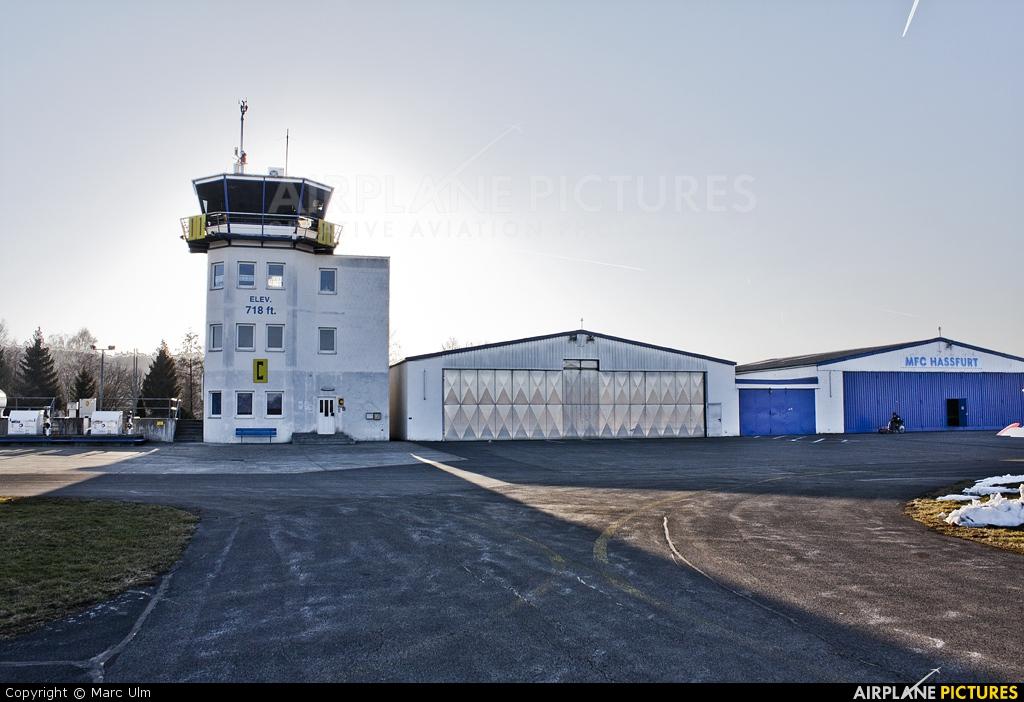 - Airport Overview - aircraft at Hassfurt-Schweinfurt