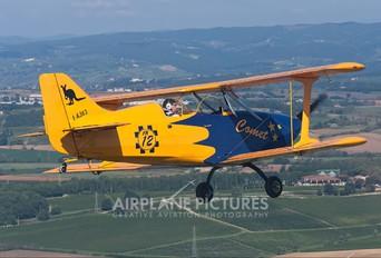 I-A363 - Private FK Lightplanes FK12 Comet