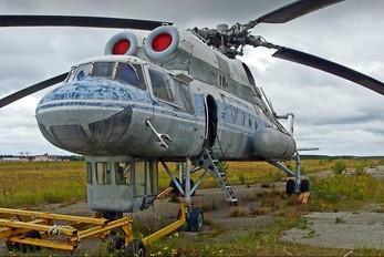 RA-04124 - KomiAviaTrans Mil Mi-10K