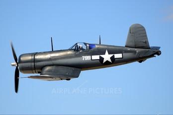 N83782 - Private Vought F4U Corsair