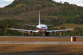 9M-MQK - Malaysia Airlines Boeing 737-400