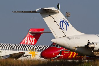 ZS-MRJ - 1Time McDonnell Douglas MD-82