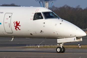 LX-LGJ - Luxair Embraer ERJ-145