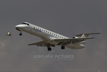 ZS-SYB - South African Airlink Embraer ERJ-145