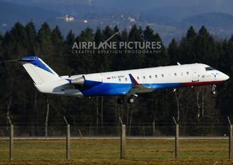 VQ-BHH - AK Bars Aero Canadair CL-600 CRJ-200