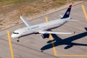 N564UW - US Airways Airbus A321 aircraft