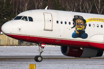 SP-ACK - Bingo Airways Airbus A320