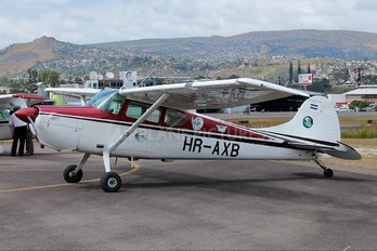 HR-AXB - Private Cessna 170