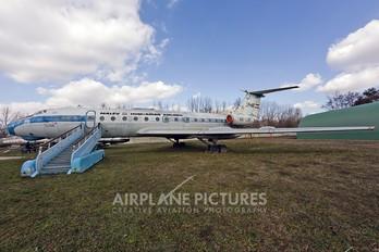 HA-LBF - Malev Tupolev Tu-134