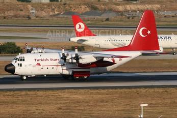 73-0991 - Turkey - Air Force : Turkish Stars Lockheed C-130E Hercules