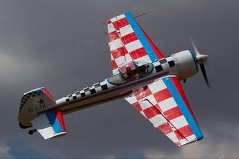 ZU-GFH - Private Yakovlev Yak-55
