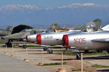 1605 - Russia - Air Force Mikoyan-Gurevich MiG-17
