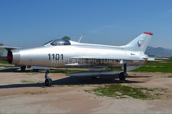 1101 - Czech - Air Force Mikoyan-Gurevich MiG-21F-13