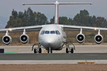 HB-IYY - Swiss British Aerospace BAe 146-300/Avro RJ100