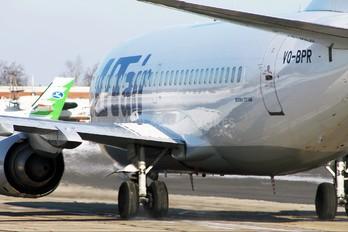 VQ-BPR - UTair Boeing 737-500