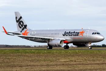 F-WWBV - Jetstar Airways Airbus A320