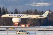 S5-AAN - Adria Airways Canadair CL-600 CRJ-900 aircraft