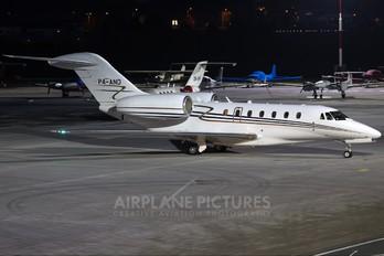 P4-AND - Avangard Aviation Cessna 750 Citation X