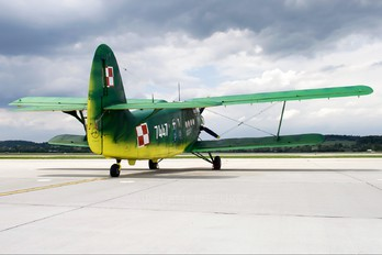7447 - Poland - Air Force Antonov An-2