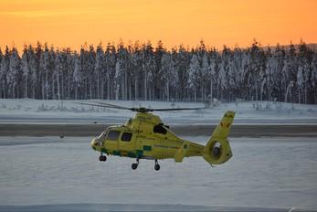 SE-JIA - Scandinavian Air Ambulance Aerospatiale AS365 Dauphin II