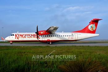VT-DKI - Kingfisher Airlines ATR 72 (all models)