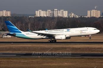 PK-GPE - Garuda Indonesia Airbus A330-300