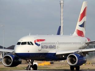 G-DBCI - British Airways Airbus A319