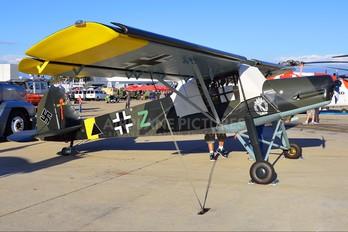 NX156LZ - Private Fieseler Fi.156 Storch