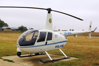 ZS-RKN - South Africa - Police Robinson R44 Astro / Raven