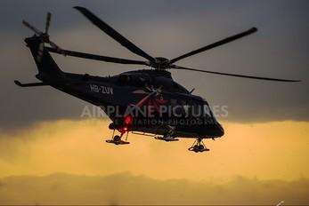 HB-ZUV - Swiss Jet Agusta Westland AW139