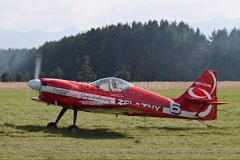 SP-AUC - Grupa Akrobacyjna Żelazny - Acrobatic Group Zlín Aircraft Z-50 L, LX, M series