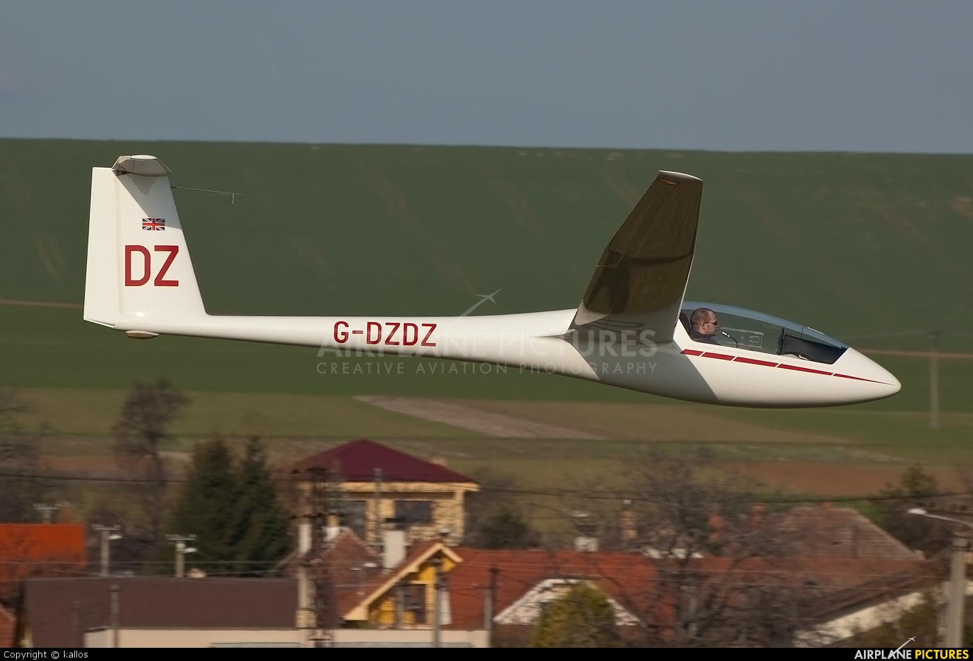 Private G-DZDZ aircraft at Nitra