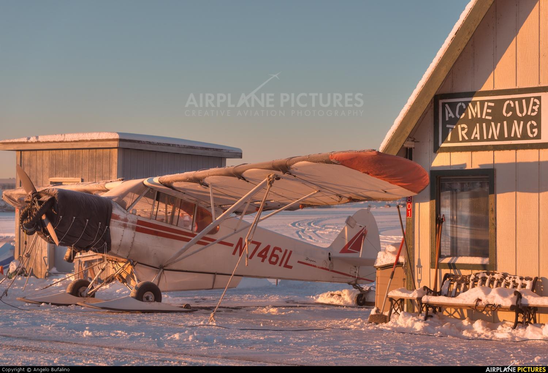 ACME Flying School N7461L aircraft at Anchorage - Ted Stevens Intl / Kulis Air National Guard Base