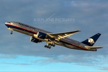 N745AM - Aeromexico Boeing 777-200ER