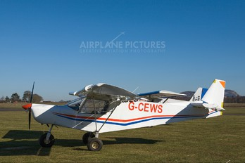 G-CEWS - Private Zenith - Zenair CH 701 STOL