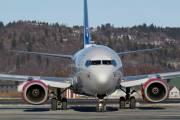 LN-RPM - SAS - Scandinavian Airlines Boeing 737-800 aircraft